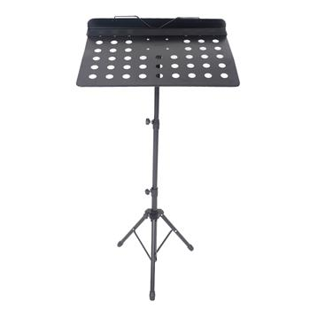 Professional Conductor Music Stand  Black