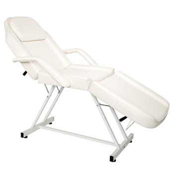 HZ015 Dual-purpose Barber Chair Without Small Stool White