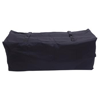 Water-resistant Oxford Fabric Cargo Carrier Bag Black