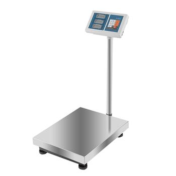 [US-W]660lbs LED AC/DC Digital Postal Platform Scale