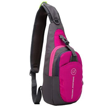 Free Knight 821 Water Repellent Outdoor Sports Cycling Waist Bag Rose Red