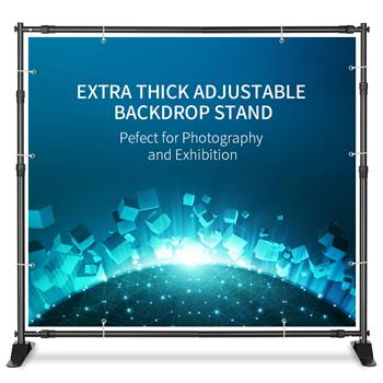 Kshioe 10*8 Foot Background Frame Crossbar Set