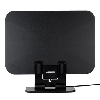 [US-W]Leadzm TA-105A Indoor Digital TV HDTV Antenna Amplifier UHF/VHF/1080p 4K with stand
