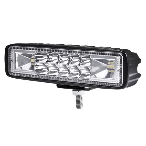 LED Work Spot Light Bar 18W Car 12V Spotlight Lamp 4x4 Van ATV Offroad SUV Truck
