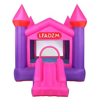 LEADZM BH-052 Inflatable Castle 420D Oxford Cloth   840D Jumping Surface
