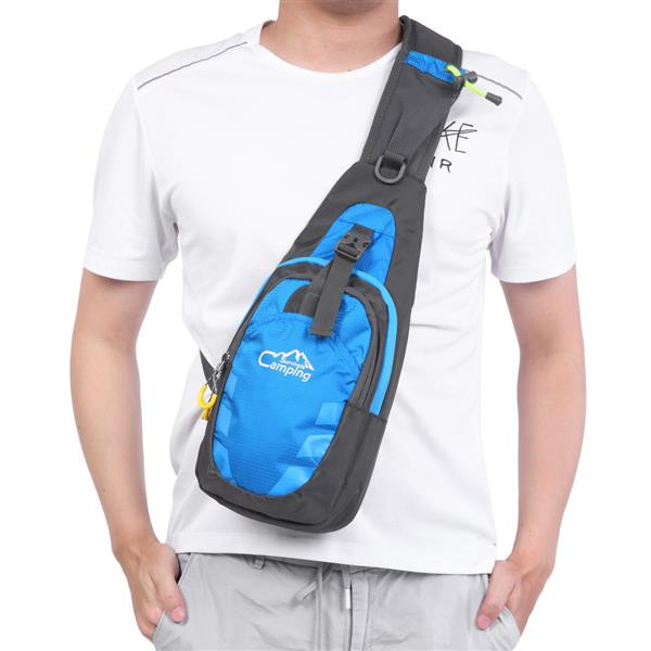 Free Knight 821 Water Repellent Outdoor Sports Cycling Waist Bag Blue