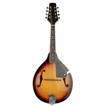 A Style Elegant Mandolin with Guard Board Sunset