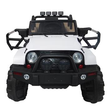 12V Kids Ride On Car SUV MP3 RC Remote Control LED Lights
