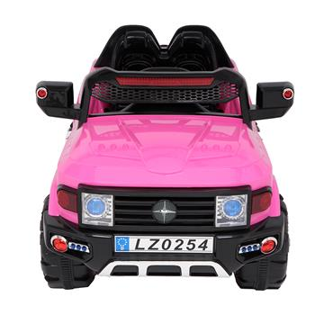LEADZM LZ-9922 Off-Road Vehicle Double Drive 35W*2 Battery 12V7AH*1 With 2.4G Remote Control Pink