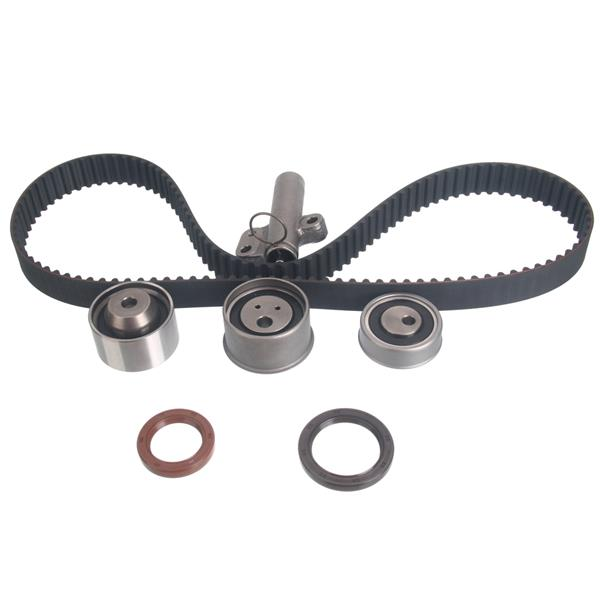Timing Belt Kit with Water Pump for 99-05 Mitsubishi Eclipse Dodge Chrysler 2.4L