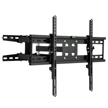 "LEADZM TMDS-204 32""-70"" 110Lbs VESA600*400 Full Motion TV Wall Mount Tilt Range 0-12°"