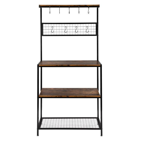 Artisasset Vintage Kitchen Baker's Rack