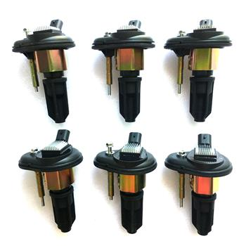 (Amazon prohibited sales)6pcs Ignition Coils for 2002-2006 CHEVROLET  2002-2006 GMC  2006-2008 ISUZU  2004-2005 BUICK  2005-2009 SAAB  2006 HUMMER UF303
