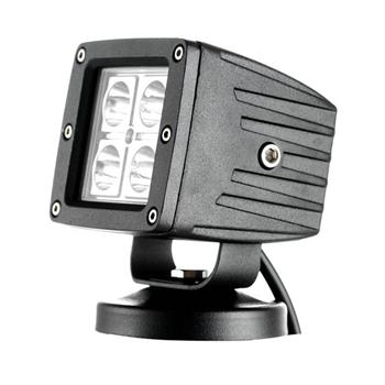 3inch LED Work Light Bar 16w Cube Pods Flood SUV Lamp Offroad ATV Jeep Black