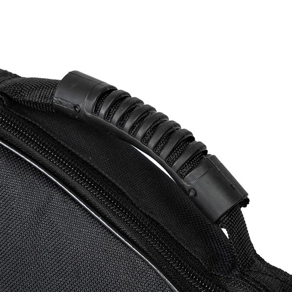 48 inch Electric Bass Guitar Padded Gig Bag Black