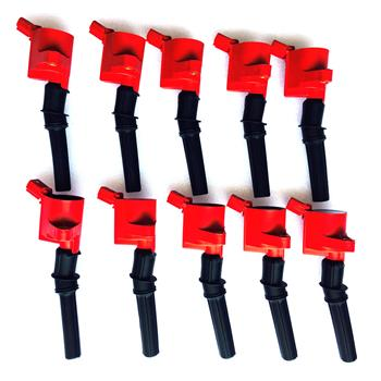 10pcs Ignition Coils for 1997-2011 FORD  1998-2010 LINCOLN  1998-2011 MERCURY DG508 C1454