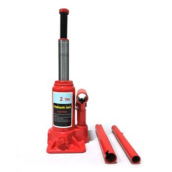 2 Ton Hydraulic Bottle Jack Red