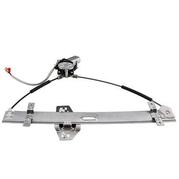 Front Right Power Window Regulator with Motor for 03-10 Honda Element