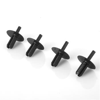 10pcs Fasteners for BMW Series