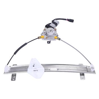 Front Left Power Window Regulator with Motor for 04-08 Acura TL
