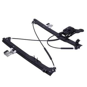 Rear Left Power Window Regulator without Motor for 02-06 Cadillac /00-07 Chevrolet GMC