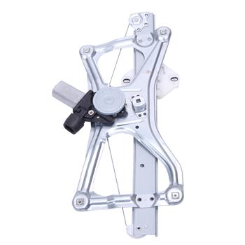 Front Right Power Window Regulator with Motor for 06-11 Honda Civic