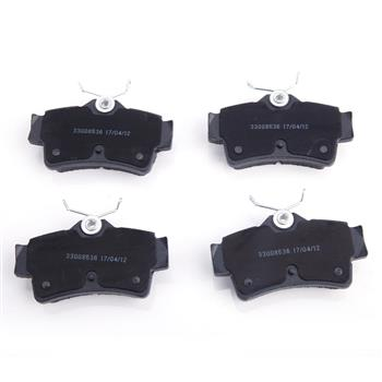 Set of 4 Ceramic Pads for Ford Mustang 1994 1995 1996 1997 1998 1999 2001 2002