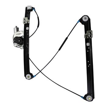 Front Right Power Window Regulator with Motor for 00-06 X5