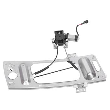 Front Right Power Window Regulator with Motor for 00-07 Chevrolet Monte Carlo /97-02 Pontiac Grand Prix