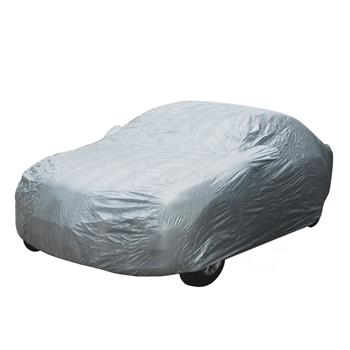 Polyester Taffeta 4800*1900*1800mm Waterproof Full Car Cover Auto Universal Full Car Cover with Ear