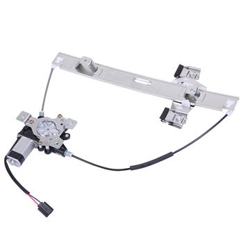 Rear Right Power Window Regulator with Motor for 03-09 Hummer H2