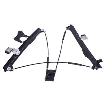 Rear Right Power Window Regulator with Motor for 02-06 Cadillac / 00-07 Chevrolet GMC