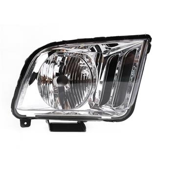 2pcs Front Left Right Car Headlights for Ford Mustang 2005-2009 Models Only