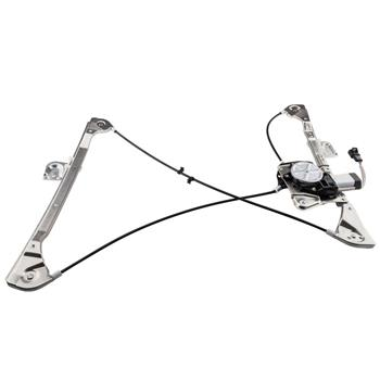 Front Right Power Window Regulator with Motor for 99-05 Pontiac Grand Am Coupe
