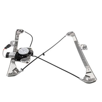 Replacement Window Regulator with Front Left Driver Side for Oldsmobile Alero Pontiac Grand Am 99-05