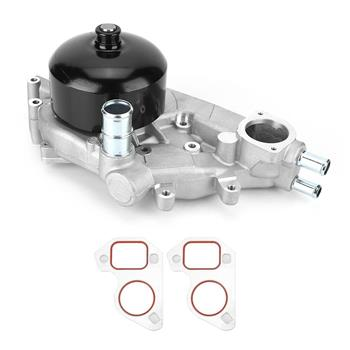 Water Pump with Gasket 1307290 Fit for Chevrolet Camaro/Corvette 5.7L (LS1 LS6) 1997-2004