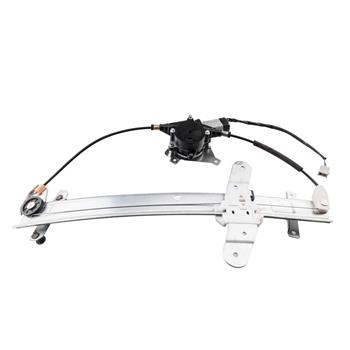 Front Right Power Window Regulator with Motor for 92-11 Ford Crown Victoria