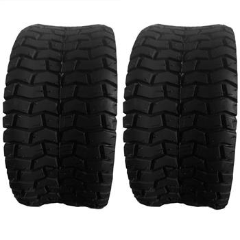 SET Of TWO 13x5.00-6 Turf Tires for Garden Tractor Lawn Mower Riding Mower