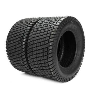 Set of 2 New 20X10.00-8 LRB 4 Ply 20X10-8 Tires