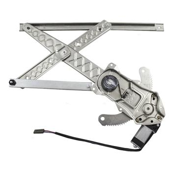 Replacement Window Regulator with Front Left Driver Side for Ford Expedition/F-150 Lincoln Blackwood