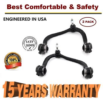 Front Upper Control Arm for 2004-2014 Ford F-150/ 2007-2015 Expedition Navigator - 15 YR WARRANTY