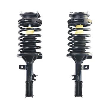 2 PCS Shock Strut Spring Assembly 2001-2004 Kia-Spectra