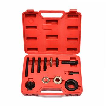 12PC Alternator Pulley Removal Tool for GM Ford Engine Power Steering Puller Kit