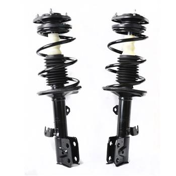 2 PCS Shock Strut Spring Assembly 2009-2012 Toyota-Corolla;2011-2013 Toyota-Matrix