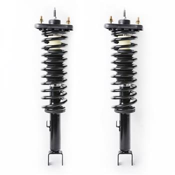 2 PCS Shock Strut Spring Assembly 1999-2000 CHRYSLER-CIRRUS;1999-2000 DODGE-STRATUS;1999-2000 PLYMOUTH-BREEZE