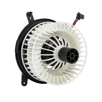 AC Heater Blower Motor W/Fan Cage for 01-06 Mercedes-Benz CL500 CL55 CL600 Front