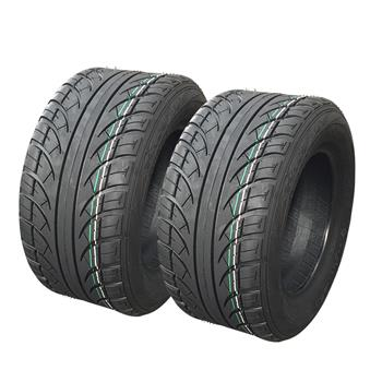 2pcs 205/50-10 4PR Golf Cart Tires DOT Street Legal for EZGO, Club Car