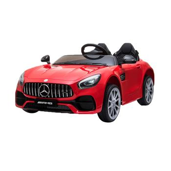 BENZ GT Car LZ-920 Dual Drive 35W*2 Battery 12V 2.4G Remote Control Red