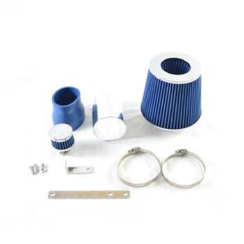 "2.75"" Short Intake Pipe for Volkswagen Jetta/Golf 1999-2005 1.8L/2.0L Blue"