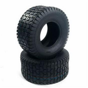 [Set of 2]PSI 28 18X6.50-8 4PR Lawn Mower Garden Tire Tubeless with warranty
